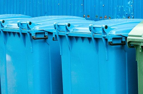 Jakie materiały mogą być poddane recyklingowi?